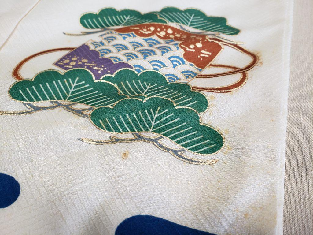 静岡県で着物の染み抜きは当店にお任せください!