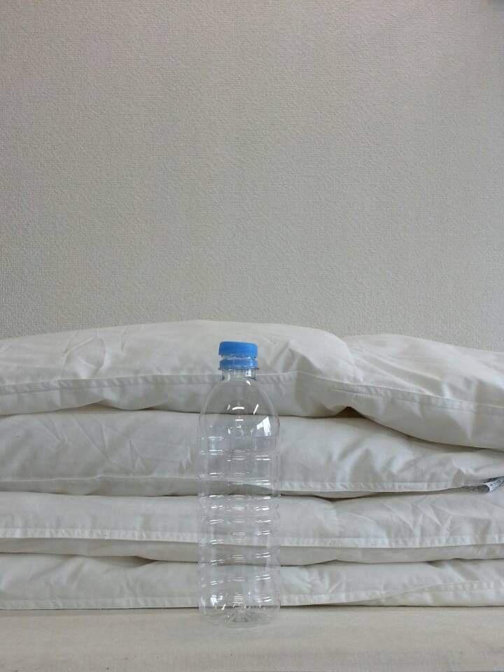 【おすすめ!】羽毛布団クリーニングで汗もすっきりしましょう!